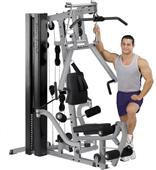 Body-Solid EXM2750S Classic Gym System