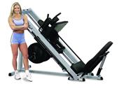 Pro Club Line Leg Press / Hack Squat Machine (GLPH2100)