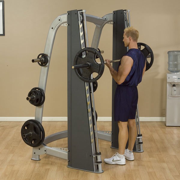 Pro Clubline Counter-Balanced Smith Machine (SCB1000) | Body-Solid® Fitness OFFICIAL SITE UK DISTRIBUTOR