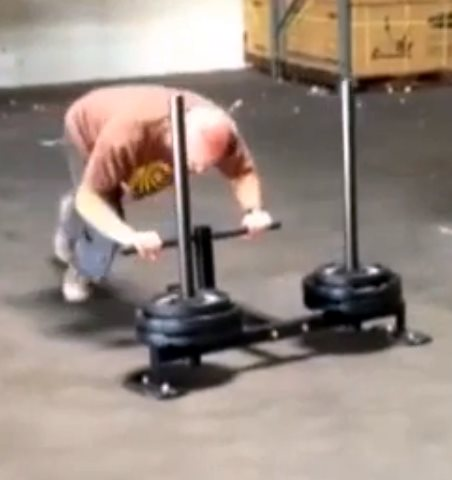 Ape Weight Sled Sl1 Body Solid 174 Fitness Official Site