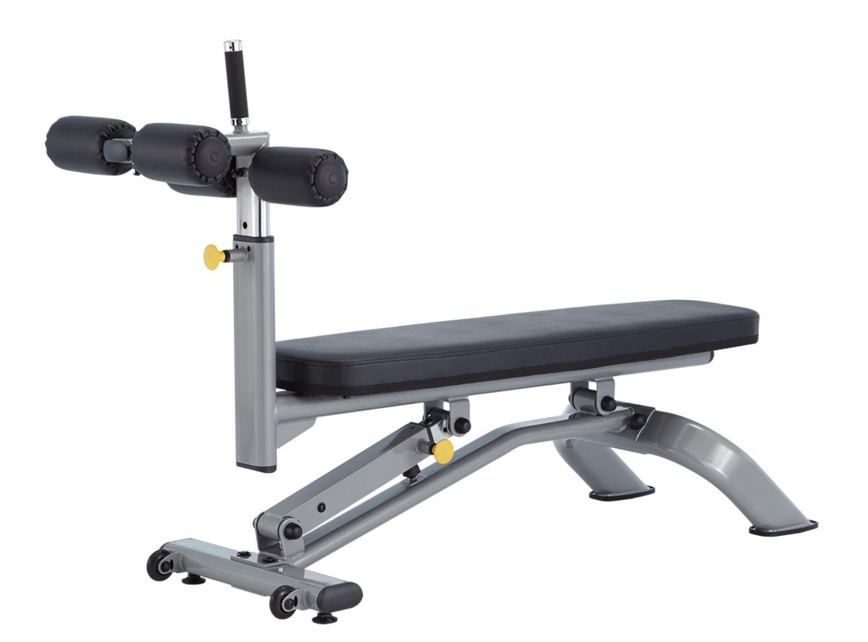 Adjustable Abdominus Bench Naab Body Solid Strength Training Equipment