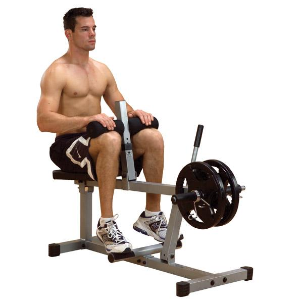 Powerline Seated Calf Raise (PSC43X) | Body-Solid ...