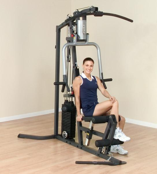 Body Solid G3s Selectorized Home Gym G3s Body Solid