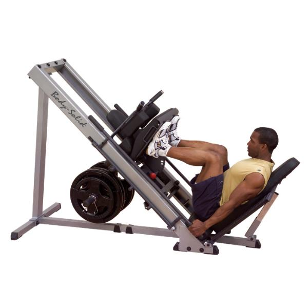 Body Solid Leg Press Amp Hack Squat Glph1100 Body Solid