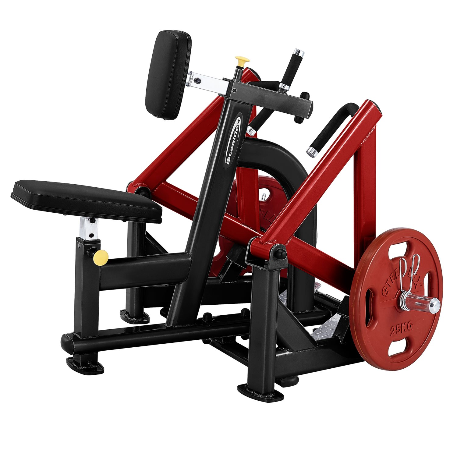 Seated Row Machine Plsr Body Solid 174 Fitness Official
